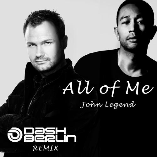 Armin van Buuren playing Dash Berlin's Rework of John Legend's All Of Me at Tomorrowland 2014