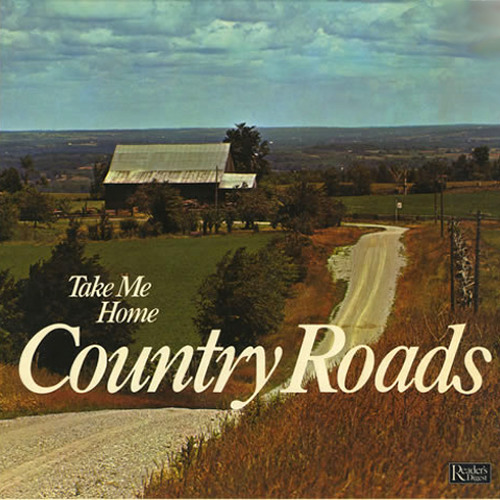 Country roads take me home mp3 song ways to stream / download.