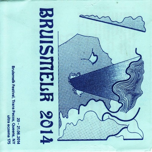 Melting - Bruismelk 2014, Tape, Ultra Eczema