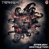 Transcut - El Muneco Perfecto Portada del disco