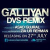 Galliyan - DVS Remix Feat Xia