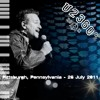 U2 - Bad (2011 - 07 - 26)