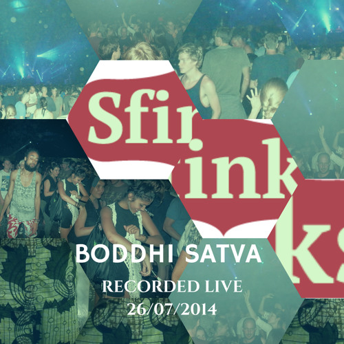Boddhi Satva Sfinks Mixed (Live Set)