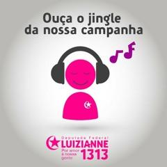 Jingle Luizianne 1313 - Luizianne é do povo e nossa estrela vai brilhar