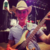 Playing Bass with the Ashley Buchart Band