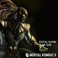 Kotal Kahn: War God