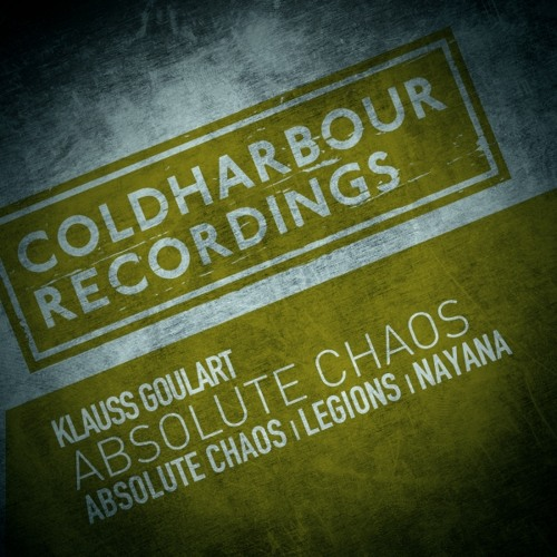 Klauss Goulart - Absolute Chaos [OUT NOW!]