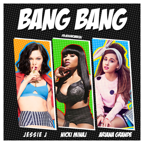 Jessie J, Nicki Minaj & Ariana Grande - Bang Bang Preview (All Teasers)