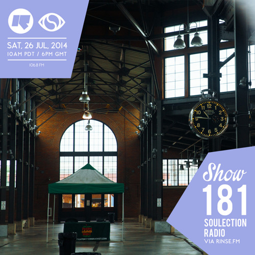 Soulection Radio Show #181 w/ Chris McClenney & The Whooligan
