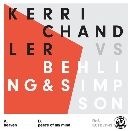 Kerri Chandler - Peace of my Mind (Behling & Simpson Remix)