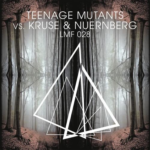 Teenage Mutants, Kruse & Nuernberg - Don't Be Afraid (Original Mix)
