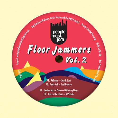 Floor Jammers Vol.2 (PMJ004)