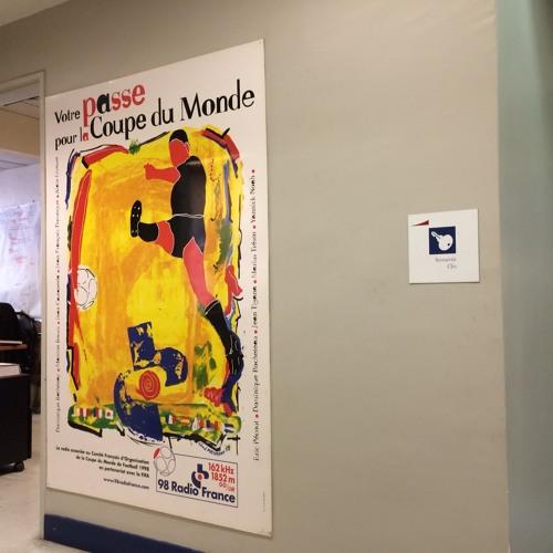 Les dernières minutes de 98 Radio France et la victoire de la France