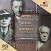 Britten/Bartók/Hartmann - Frank Bridge Variations by Gordan Nikolić & Netherlands Chamber Orchestra