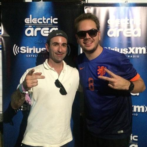 "EDC Vegas 2014: Alvaro Talks ""The Underground"" w/ Danny Valentino"