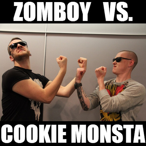 Zomboy vs. Cookie Monsta 2014 | 'The Outbreak' LP Out Today