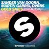 Sander Van Doorn, Martin Garrix, DVBBS ft. Aleesia - Gold Skies (Tony Romera Remix)