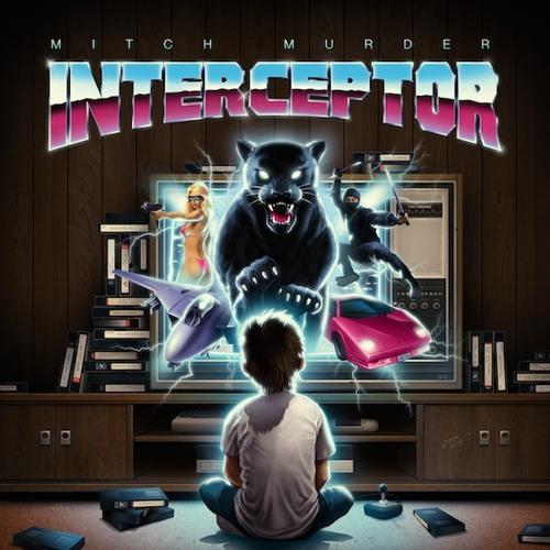 Mitch Murder - Interceptor LP