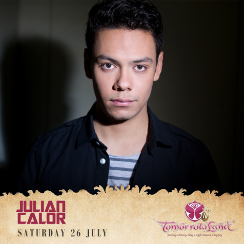 Julian Calor Live @ Tomorrowland 2014