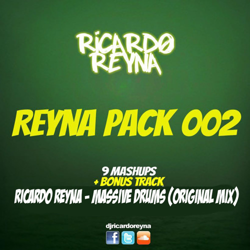 Ricardo Reyna - Massive Drums (Original Mix)