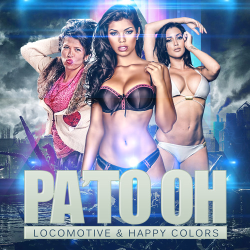 LocoMotive & Happy Colors - Pa'To Oh (Original Mix)