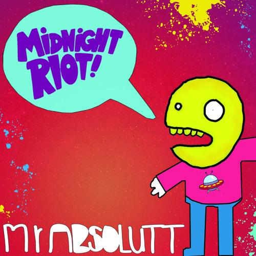 MR ABSOLUTT 'BOOGIE MONSTER EP' MIDNIGHT RIOT BLEND