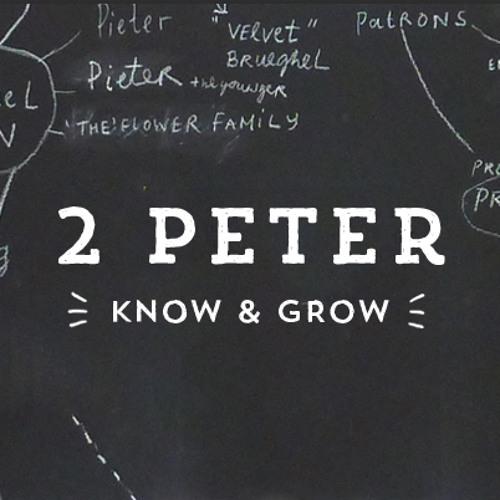 2 Peter 3:1-10 - Know & Grow - 'Jesus' Return' (27.07.14) - Simon Finley