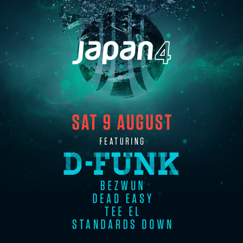 D-Funk's Mix for Japan 4