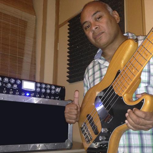PreSonus ADL 700 test run with Sola van Motman on Bass!