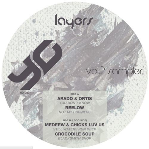 Reelow - Not My Business (Original Mix) [Yoruba Grooves Vinyl] Snippet
