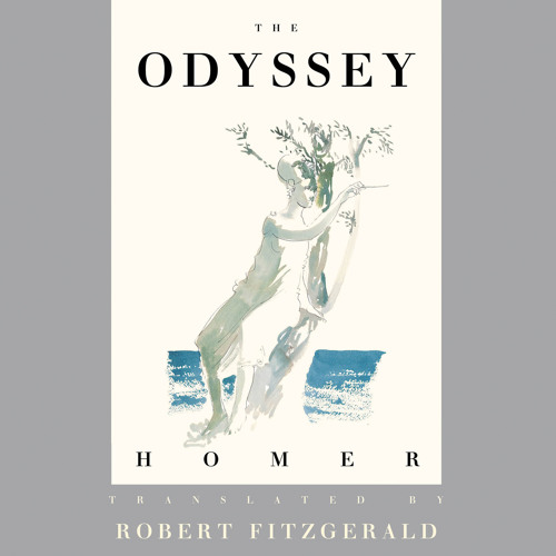 The Odyssey by Homer, translated by Robert Fitzgerald - audiobook excerpt