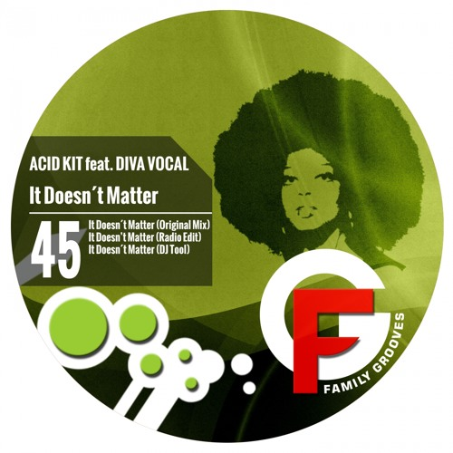 FG045 : Acid Kit feat. Diva Vocal - It Doesn´t Matter (Original Mix)