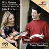 Julia Fischer, Yakov Kreizberg & Netherlands Chamber Orchestra play Mozart Violin Concertos