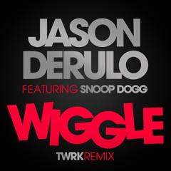 Jason Derulo & Snoop Dogg - Wiggle (T/W/R/K Remix) (Official)