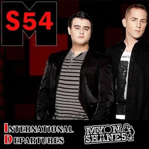 Myon & Shane 54 – International Departures 242 – 28.07.2014