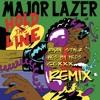 Hold The Line - Major Lazer ft. Lexx & Santigold (Ryan Stylz,Wes MyMeds & Gexxx Remix)