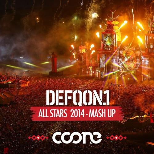 Coone - Defqon.1 All Stars 2014 (Mash Up) Artworks-000086565108-x1b5bl-t500x500