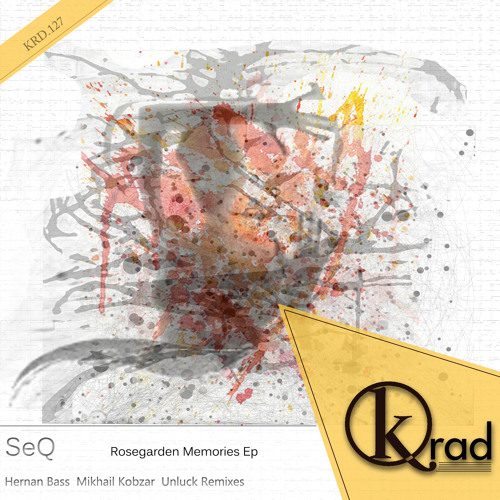 [KRD127] SeQ - Data Keys (Hernan Bass Remix) [Krad Records]