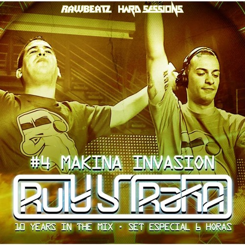 10 Years In The Mix [#4 Makina Invasion]