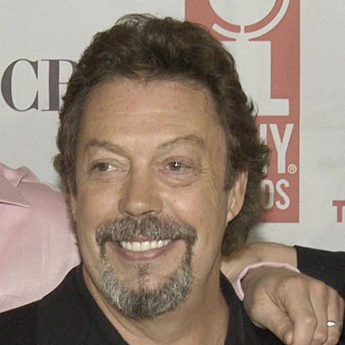 """Tim Curry from """"Spamalot"""""""
