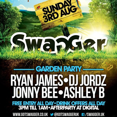 SWAGGER 24 - MIXED BY DJ JORDZ