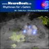 NeuroBeat 08f3: Delta Kur - Erholung & Regeneration - modulierte Musik Version 154