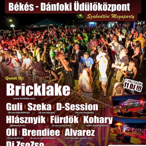 Sunrise Beach Fesztivál rádió reklám 2014.08.09. Békés-Dánfok