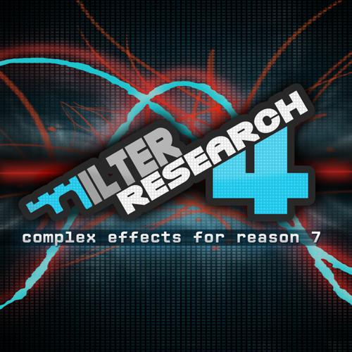 Filter Research 4 Reason ReFill Demos