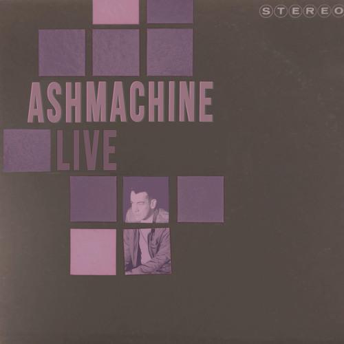 Ashley Casselle - Ashmachine Live #001 Ufa, Russia Pt1