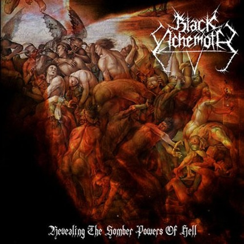 "Black Achemoth ""Revealing The Somber Powers Of Hell"" -Revealing The Somber Powers Of Hell-"
