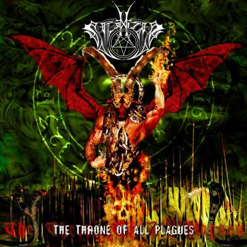 """Satanizer """"The Throne of All Plagues"""" -Barbatos - The Cult Of Rats-"""