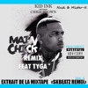 Skbeatz - Main Chick (Remix feat Chris Brown, Tyga, LL cool j)