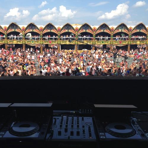 Gregor Tresher @ Tomorrowland, Belgium, 27.07.2014