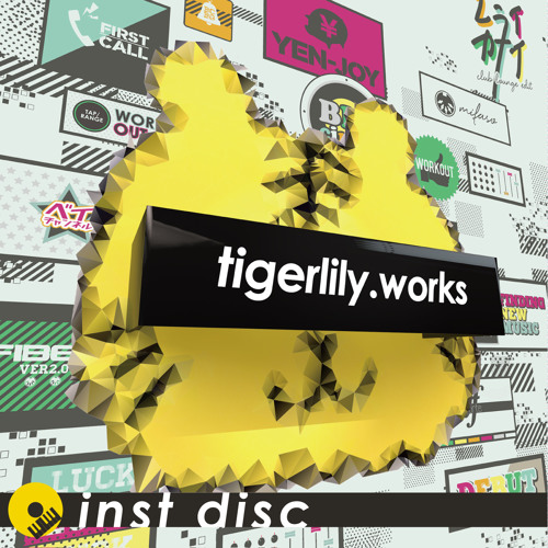 tigerlily.works -inst disc-【C86 Xfade demo】